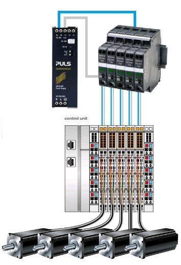 elektronische circuitbeschermer