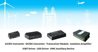MORNSUN AC/DC converter_DC/DC converter_transceiver module_isolation amplifier