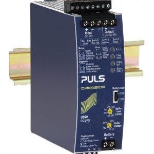 puls UB20.241 DC-UPS in buffer modules