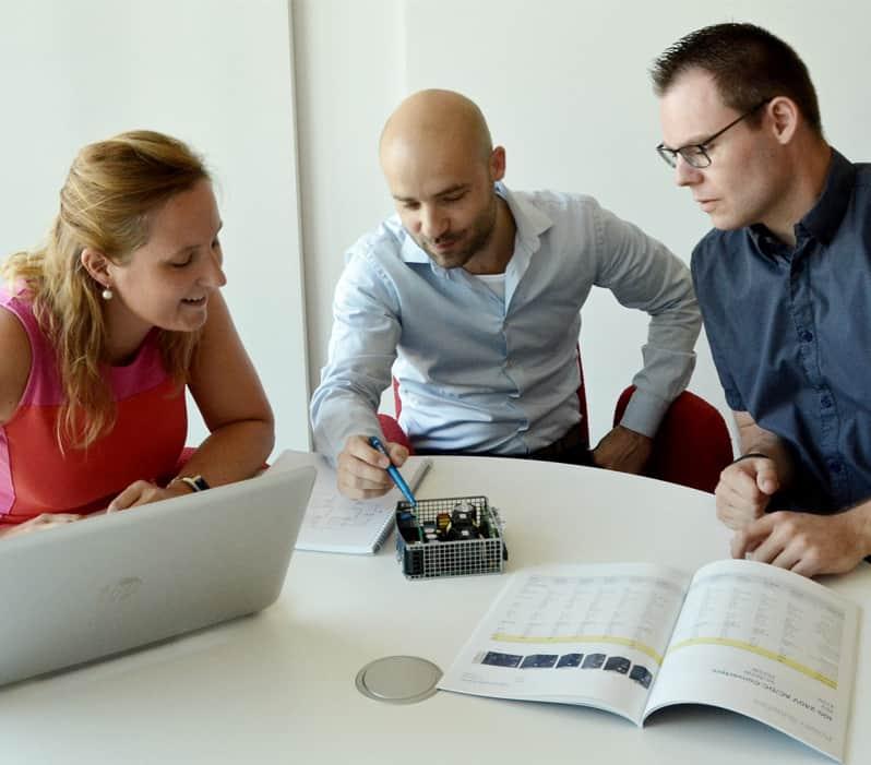 Wim Van kerckhove Sales manager